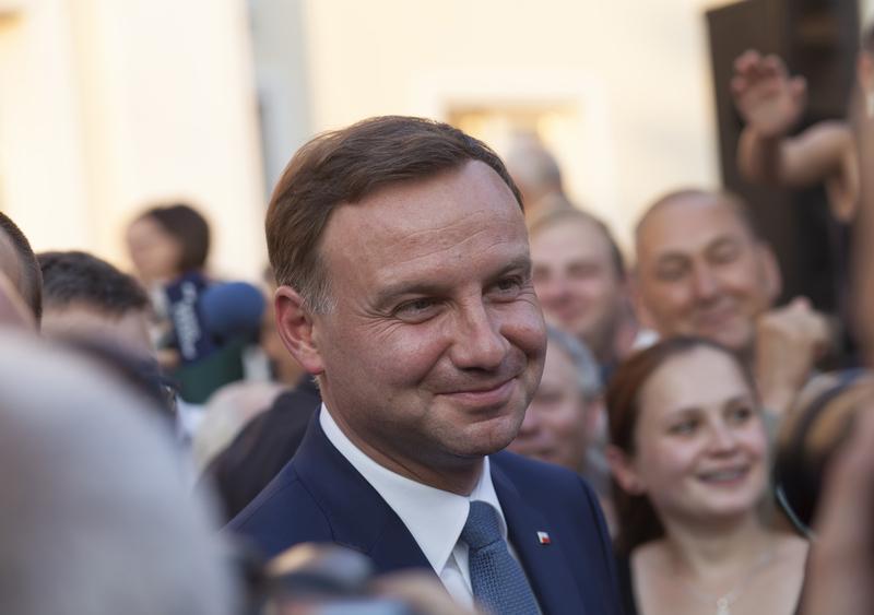 Prezydent Duda na spotkaniu z rodzinami Żołnierzy Wyklętych