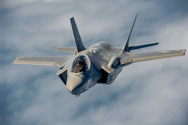 F-35 będzie najgroźniejszym samolotem bojowym świata