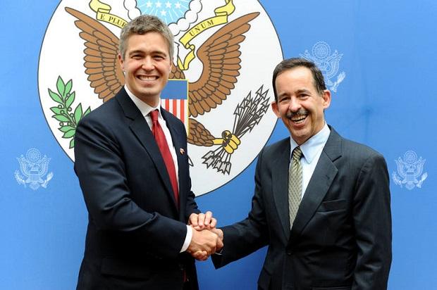 Walter Braunohler nowym konsulem Stanów Zjednoczonych w Krakowie