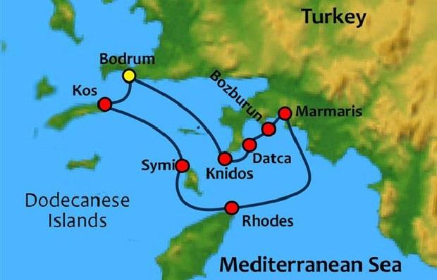 Niebezpieczna sytuacja na wyspie Kos. Prawie 160 tysięcy imigrantów zanotowano w Grecji