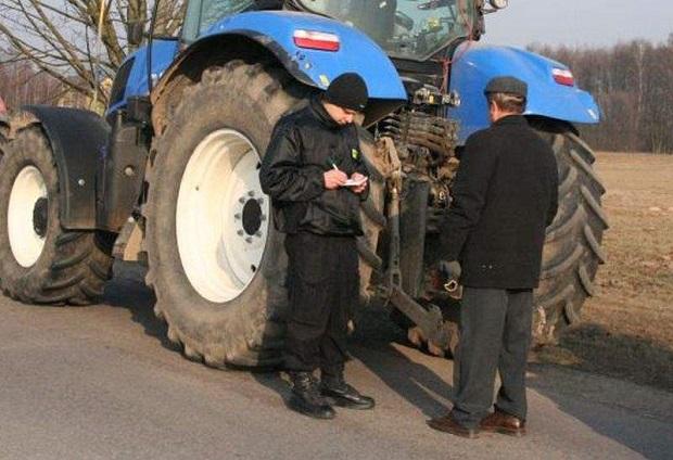 Sąd skazuje protestujących rolników:  tamowali i utrudniali ruch pojazdów