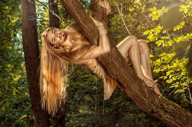 Tarzan na metamfetaminie w kalifornijskim zoo