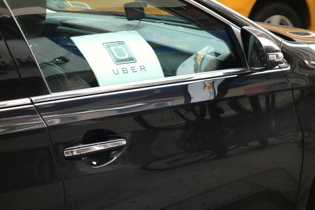 Uber w Belgii ma już 50 tysięcy użytkowników