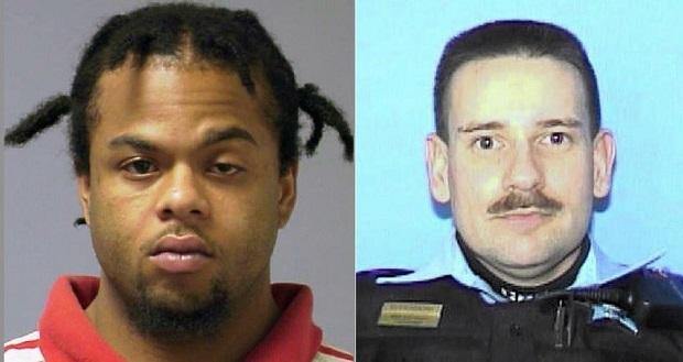 Zabójca chicagowskiego policjanta skazany na dożywocie