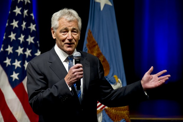 Chuck Hagel – Keynote Speaker at the Polish American Conference