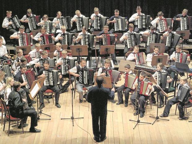 130 akordeonistów zagra w sobotę w Koszalinie. Tylko tylu, czy aż… ?