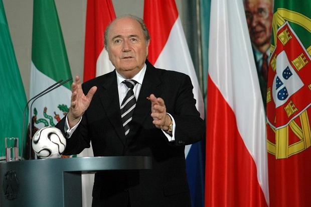 Prezydent FIFA Sepp Blatter oficjalnie oskarżony