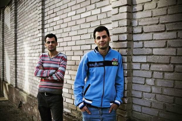 Bracia z Syrii zamieszkali w Pruszczu Gd. Czekają na status uchodźcy