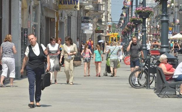 Łódź się wyludnia ! Ma już tylko 706 tysięcy mieszkańców