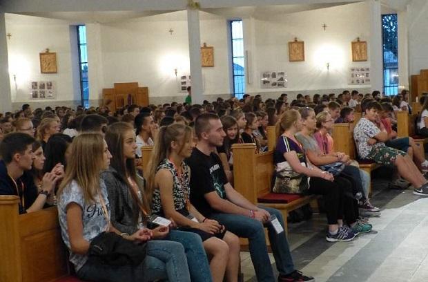 W Staszowie trwają Diecezjalne Dni Młodych