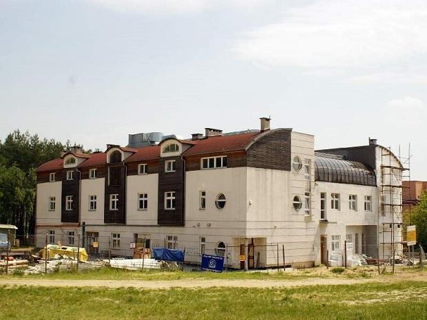 Kto dokończy budowę Domu Jubileuszowego ?