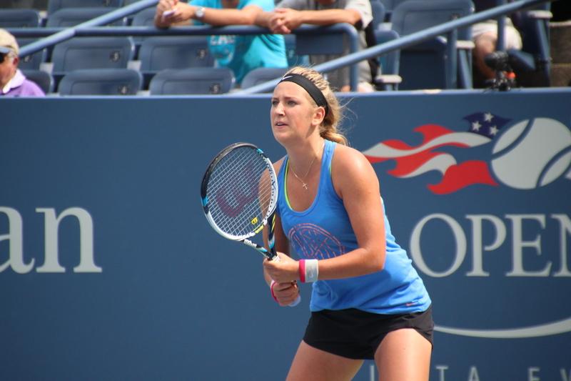 Tenis – US Open: awans Halep i Azarenki, porażki Niemek