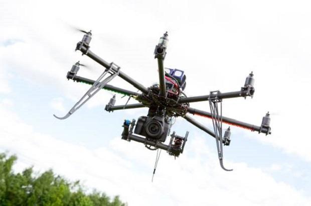 Dron Show Rzeszów 2015