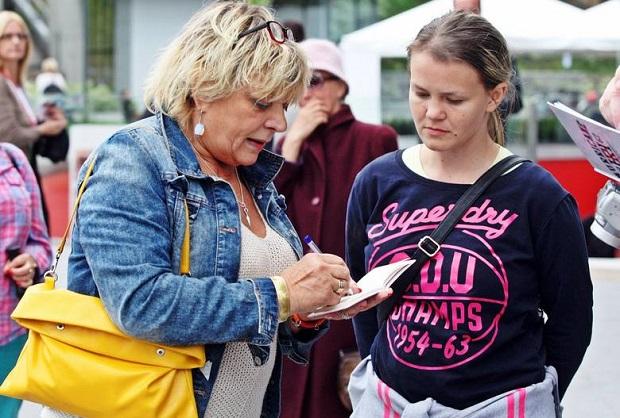 Gwiazdy lubią pokazać się w Gdyni. Artyści i celebryci na 40. Festiwalu Filmowym