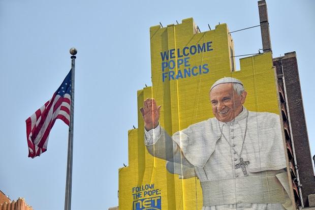 Papież Franciszek zakończył wizytę w USA