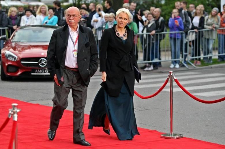 Gala rozpoczęcia 40. Festiwalu Filmowego w Gdyni. Rozdano Diamentowe Lwy
