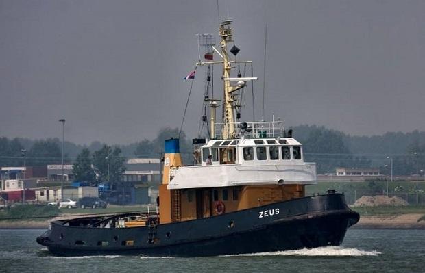 Cztery osoby zginęły w pożarze szczecińskiego holownika w Szwecji