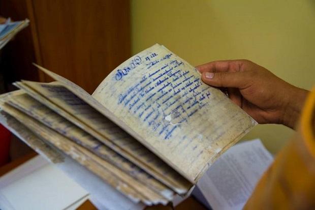 Uratowano cenne dokumenty AK Rejonu Kolneńskiego