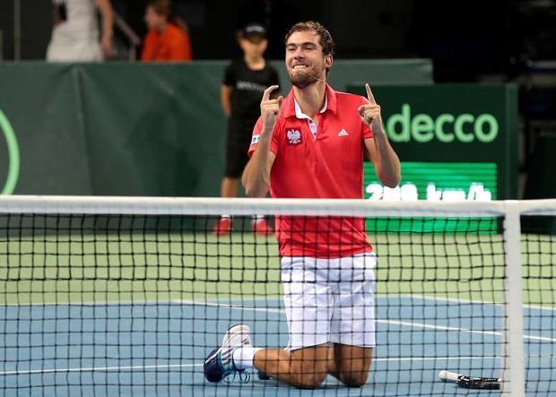 Tenis – Challenger ATP: Janowicz w finale w Orleanie