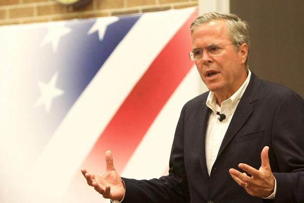 Jeb Bush krytycznie o multikulturowości