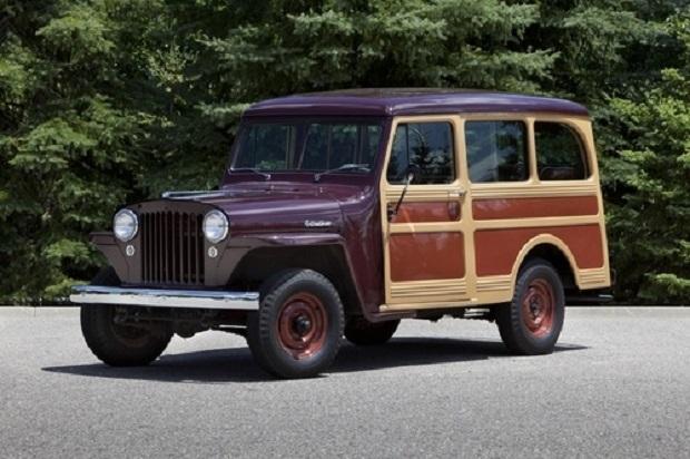 Historia Jeepa. Opowieść o amerykańskiej motolegendzie