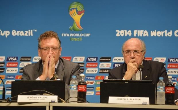 Zawieszony sekretarz generalny FIFA