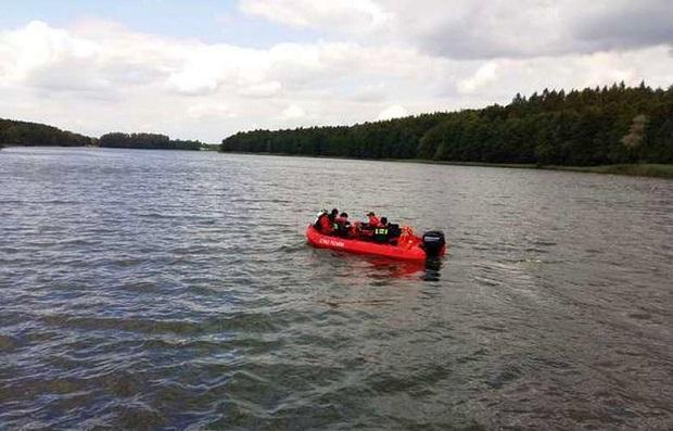 Kujawy: Tragedia na jeziorze Ostrów w okolicach Brodnicy.