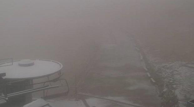 Na Kasprowym Wierchu spadł pierwszy śnieg