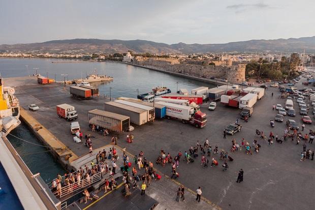 Rekordowa liczba uchodźców w Grecji
