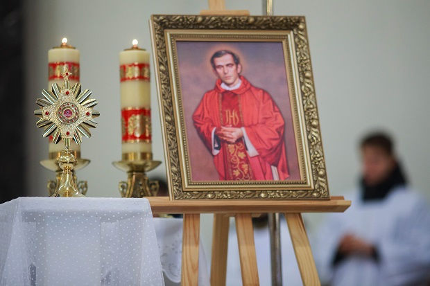 35. rocznica śmierci księdza Jerzego Popiełuszki