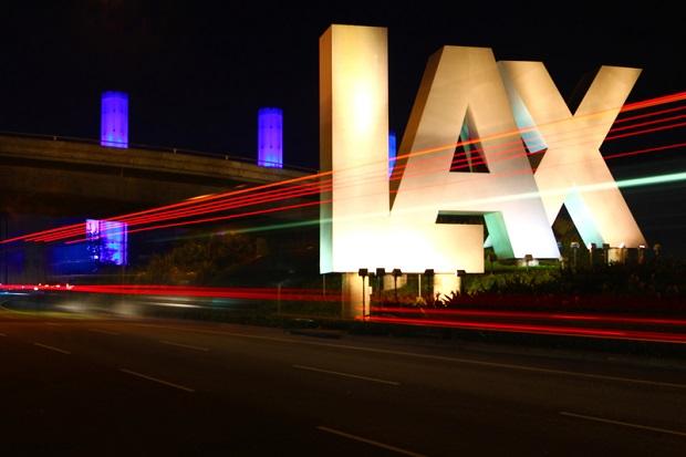 Wielkie ćwiczenia na LAX. Symulowano wypadek samolotu