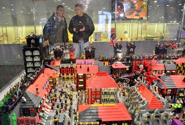 Trzy miliony klocków, całe mnóstwo zabawy – LEGO w Lublinie