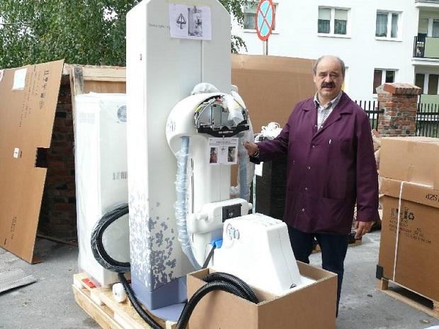 Nowoczesny mammograf cyfrowy dotarł do szpitala w Stalowej Woli