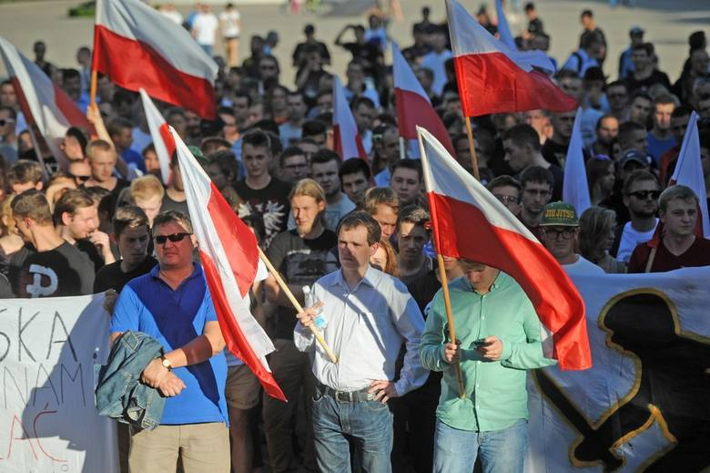 Nie chcą islamskiej dzielnicy w Poznaniu.
