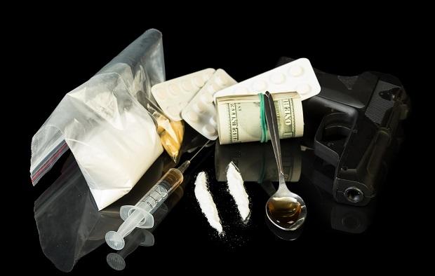 Wybuch w laboratorium narkotyków w Kalifornii