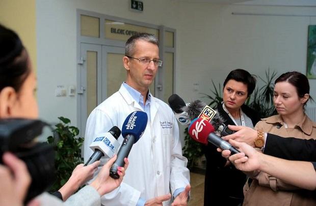 Wyjątkowa operacja w Szczecinie. Ratuje dzieci z padaczką