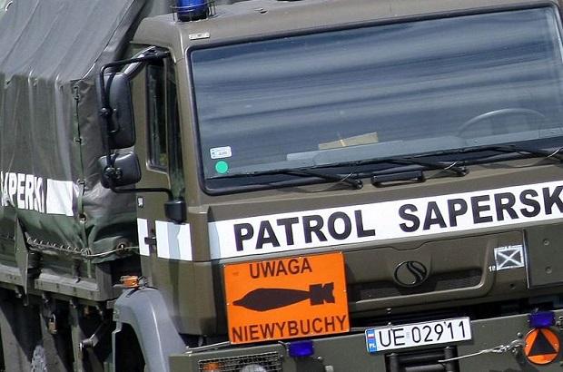 Wrocław: 100-kliogramowa bomba lotnicza przy Krzywoustego i dwie inne interwencje saperów