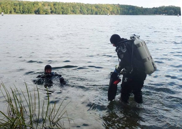 Dolnośląskie: Jezioro Kierskie ujawnia nurkom swoje tajemnice