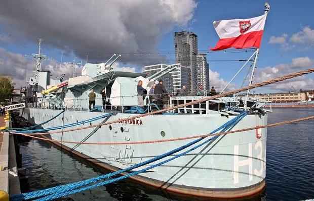 """ORP """"Błyskawica"""" wypłynie na wody gry World of Warships"""