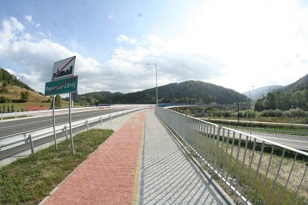 Na Słowację pojedziemy przez nowy most w Piwnicznej
