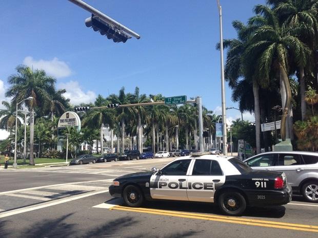 Komisarz policji zatrzymany za jazdę pod wpływem
