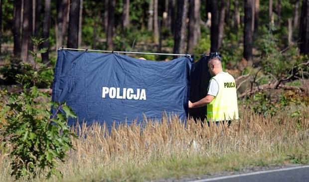Lubuskie: Śmiertelny wypadek pod Kożuchowem. Ciężarówka staranowała rowerzystkę
