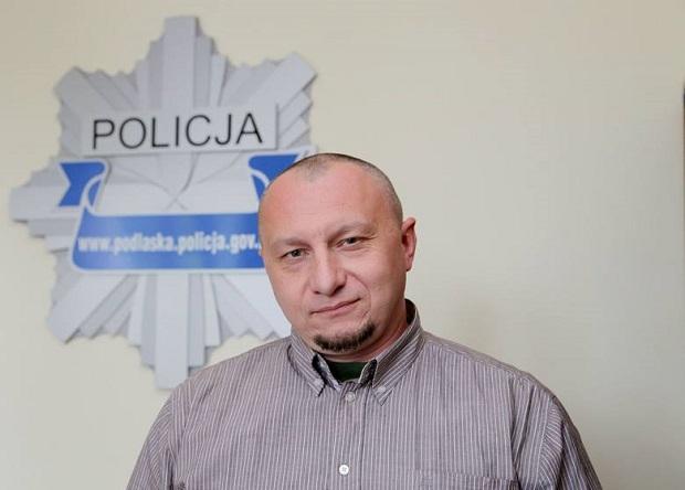 W Choroszczy policjant po służbie zatrzymał pijanego kierowcę