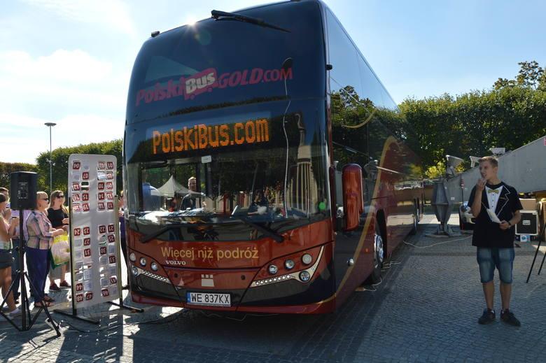 Wrocław: Nowe, luksusowe autokary Polskiego Busa