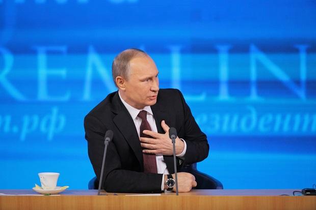 W Rosji podano oficjalne dochody najważniejszych polityków. Ile zarobił Putin?