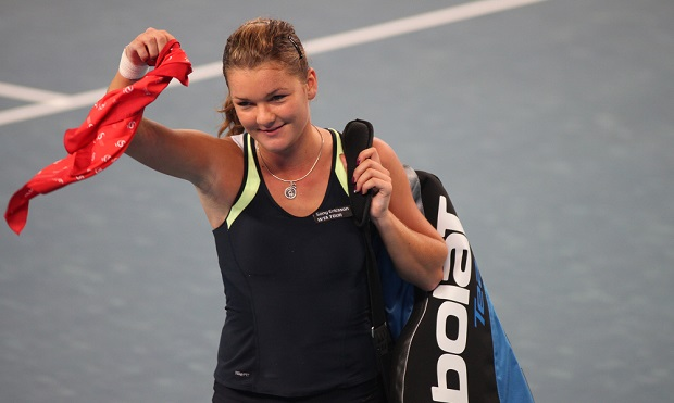 Agnieszka Radwańska w półfinale turnieju w Pekinie!
