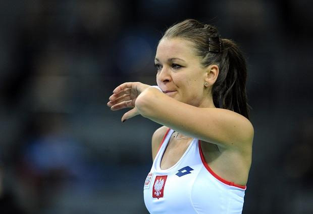 """Tenis. Ranking WTA Bez zmian w czołowej """"10"""", Radwańska wciąż 30"""