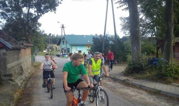 Rajd rowerowy Cyklo Gdynia zawita do Wejherowa
