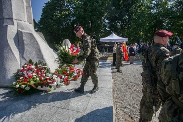 Obchody rocznicy wybuchu II wojny światowej w Łodzi