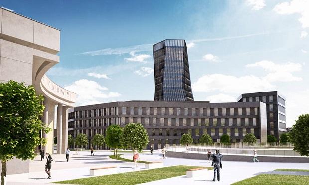 W Rzeszowie powstanie centrum biurowe za 80 mln zł